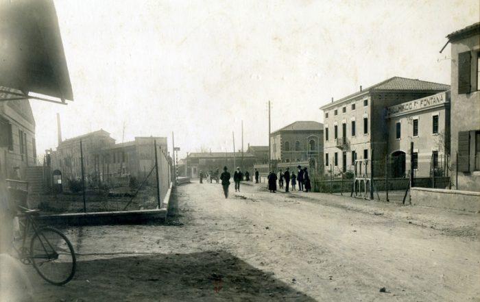 Stabilimento Attilio Fontana Prosciutti 1926