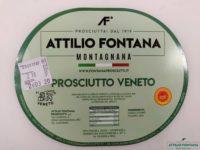 Etichetta Attilio Fontana Prosciutti