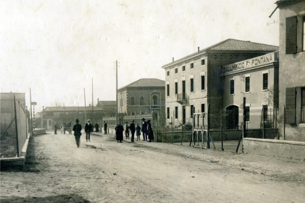 Stabilimento Fontana del 1926