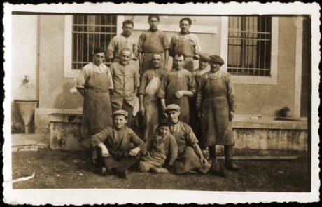lavoratori Attilio Fontana nel 1939
