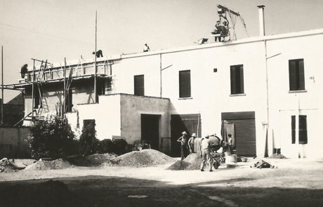 stabilimento Attilio Fontana nel 1962