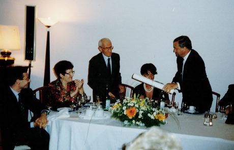 """Il premio """"Dino Villani"""""""