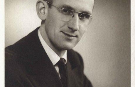 Angelo Luigi Fontana 1957