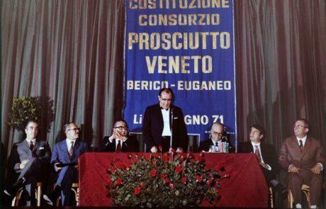 Costituzione Consorzio prosciutto veneto berico-euganeo