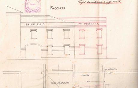 ampliamento stello stabilimento del 1930