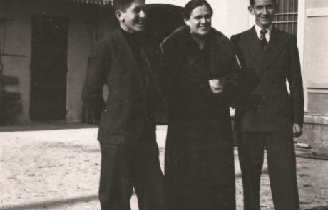 Angelo Luigi Giovanni e Maria Fontana