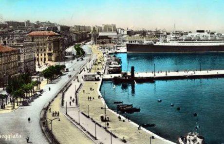 cartolina da Trieste