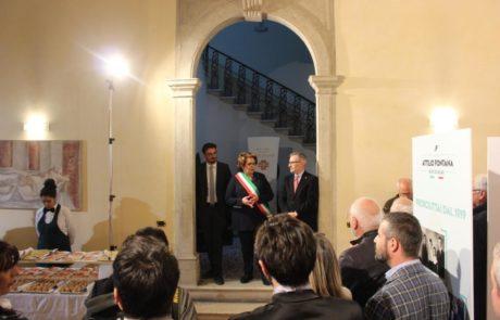 inaugurazione mostra centenario