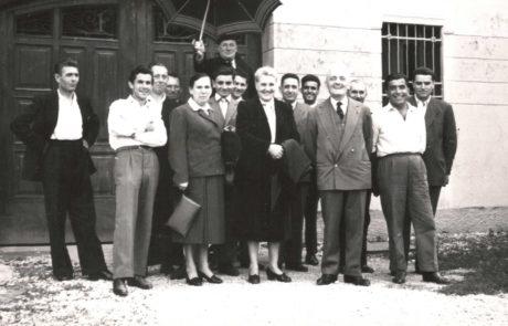 lavoratori all'Arena di Verona