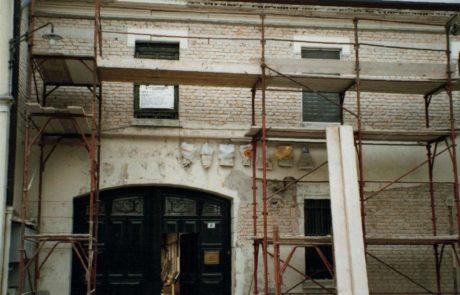 ristrutturazione stabilimento del 1995