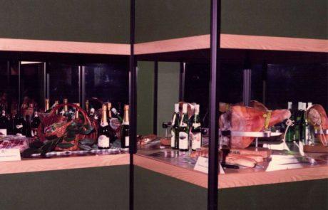 vetrina gourmet anni 80